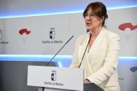 Rueda de prensa de la reunión con los representantes regionales de los sindicatos y la patronal (3 de abril) (Portavoz)