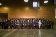 Acto de graduación de los nuevos Policías Locales