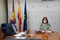 El Gobierno de Castilla-La Mancha valora la continuidad de la actividad industrial en Alcázar tras la compra de Adequa por parte de Molecor