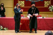 Toma de posesión del nuevo rector de la UCLM