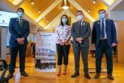El presidente García-Page augura que 2022 será un año importante para Ciudad Real con el Centro Regional de Folclore y la Ciudad Administrativa