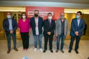 Inauguración X Congreso regional de CCOO