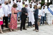 Entrega de chaquetillas Michelín a los chefs de Castilla-La Mancha