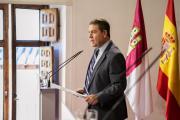 Recepción del alcalde de Puertollano