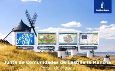 Plan Cartográfico de Castilla-La Mancha 2013-2016