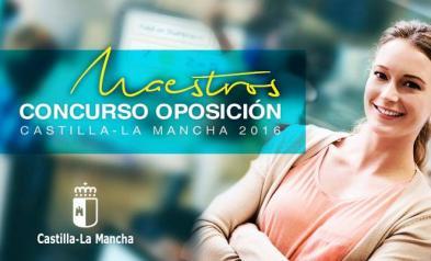 Convocatoria de concurso oposición. Cuerpo de Maestros 2016