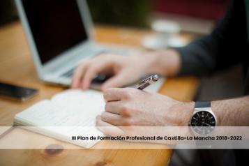 III Plan de Formación Profesional de Castilla-La Mancha 2018-2022