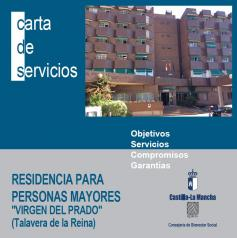 Residencia para Personas Mayores Virgen del Prado de Talavera de la Reina