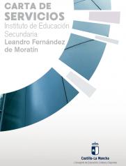 Carátula IES Leandro Fernández de Moratín