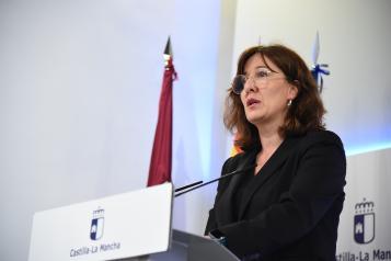 Comparecencia de la consejera de Igualdad y Portavoz (16 abril)