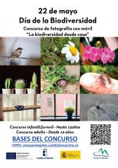 El Gobierno regional lanza el concurso de fotografía con móvil 'La biodiversidad desde casa' para concienciar sobre la importancia de su conservación