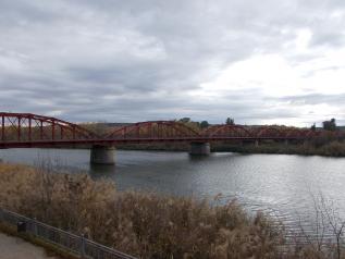 El Gobierno de Castilla-La Mancha reanuda las obras del puente 'Reina Sofía' en Talavera de la Reina