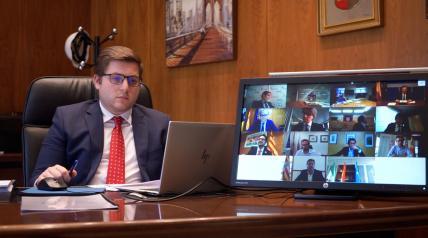 Castilla-La Mancha plantea al Ministerio de Transportes, Movilidad y Agenda Urbana un fondo específico para el sector del transporte