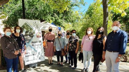 Cogolludo elogia la labor de la asociación de mujeres de Espinoso del Rey en favor de las mujeres rurales y de la dinamización de su comarca