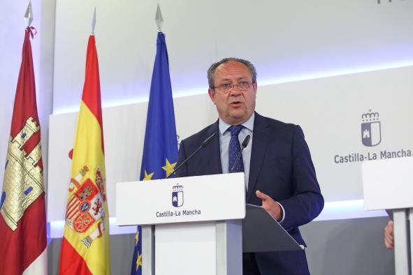 El Ministerio de Hacienda certifica que Castilla-La Mancha cumplió los objetivos de déficit y deuda y la regla de gasto en el ejercicio 2018