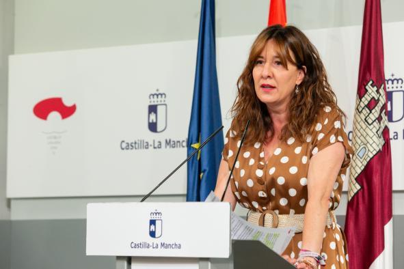 Rueda de prensa del Consejo de Gobierno (9 de junio 2021) Portavoz I