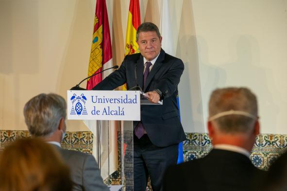 Convenio de colaboración con la Universidad de Alcalá (UAH)
