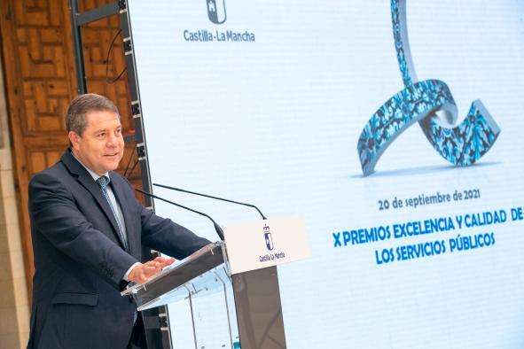 10ª edición de los Premios a la Excelencia y la Calidad en la prestación de los Servicios Público