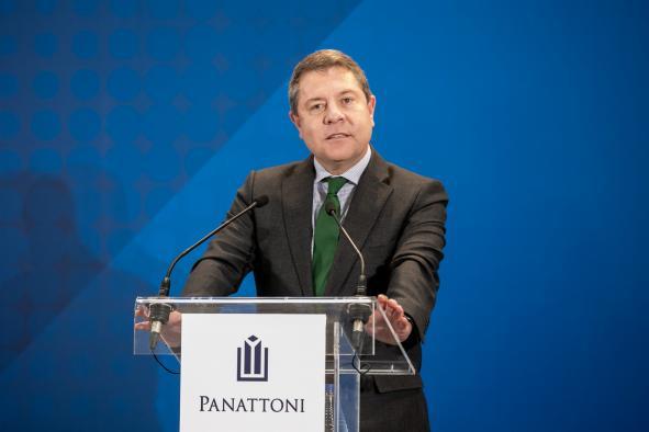 """Inauguración del nuevo centro logístico """"Panattoni Park Torija I"""""""