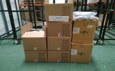 Nueva entrega de mascarillas de la Sierra de Alcaraz