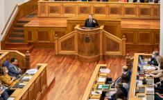 Debate del Estado de la Región (Primera Sesión) (I)