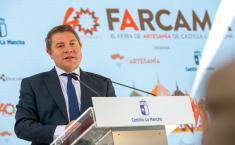 Inauguración de la 40 edición de FARCAMA