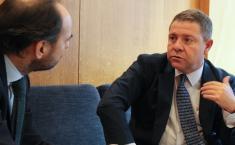 Reunión con el embajador de la Representación Permanente de España ante la UE